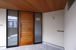 福井県鯖江市の家