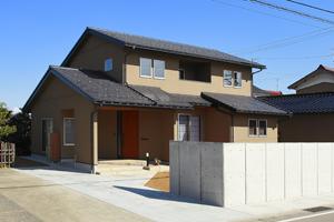 小松市木の家
